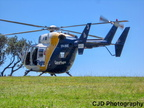 Careflight Helicoptor - Photo by Clinotn D