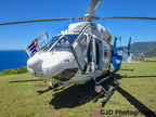 Careflight Helicoptor (2) - Photo by Clinotn D