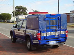 WA Railway Patrol Holden Rodeo - Photos by Jake P (5)